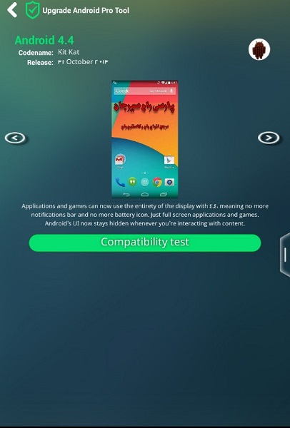 Upgrade for Android Pro1  دانلود برنامه Upgrade for Android Pro android update