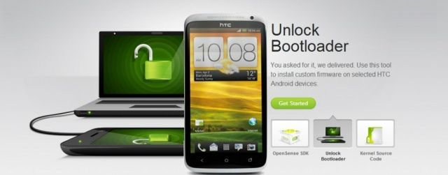 HTC Bootloader Unlock2