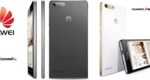 Download Android Lollipop 5.1 Huawei Ascend P7 mini