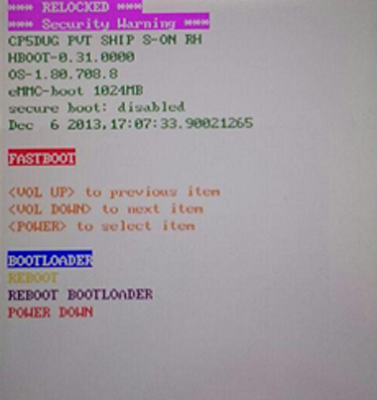 HTC Desire 700 dual recovery